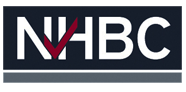 NHBC Logo - Carn Developments are members of the National House Buil;ders Council